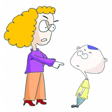 儿童问为什么漫画